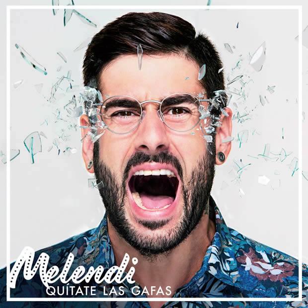 """Melendi presenta """"Quítate las gafas"""" en México"""