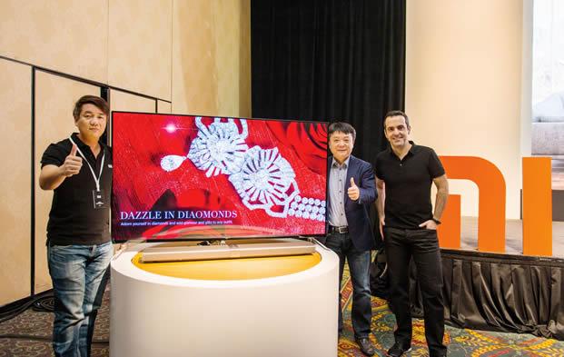 CES 2017: Xiaomi presenta Mi TV 4