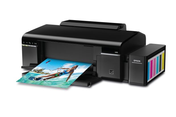Impresora fotografica ecotank