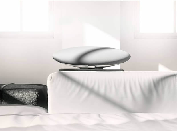 Bowers & Wilkins presenta su bocina Zeppelin Wireless Speaker White
