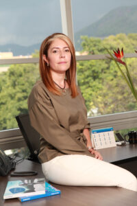 Victoria Huertas, Directora Regional de Airlines, Amadeus Latinoamérica