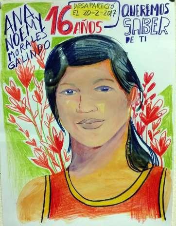 15. Ana Nohemí Morales Galindo, por Antonia Santolaya Ruiz-Clavijo