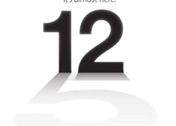 Apple Event 12 Sep