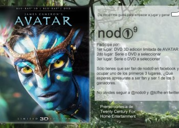 Concurso AVATAR 3D