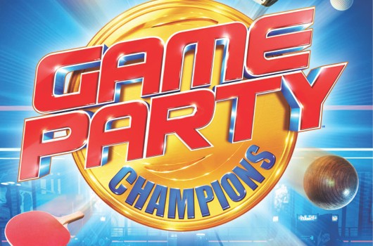 Game Party Champions Wii U - Warner Bros Interactive