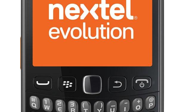 BlackBerry 9620 RIM Nextel