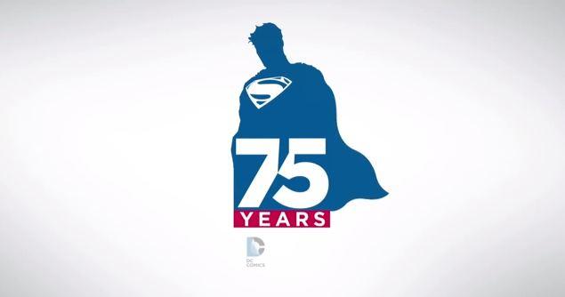 75 aniversario superman