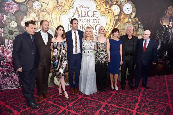 Personajes de Alicia a Través del Espejo