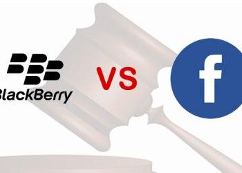 blackberry vs facebook
