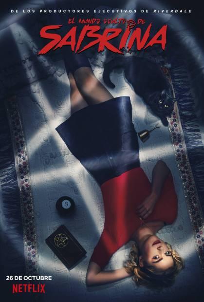 Poster: El mundo oculto de Sabrina