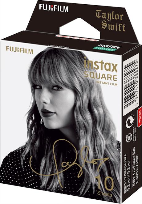 Instax SQUARE Edición Taylor Swift