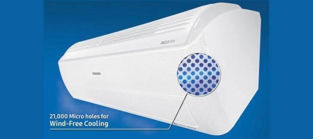 Samsung presenta nueva solución de Sistemas de Aire Acondicionado con exclusiva tecnología Wind-Free™