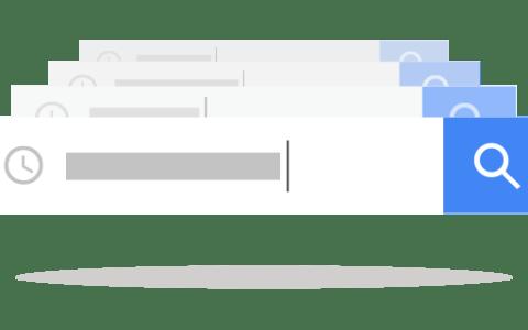 información que almacena Google de ti