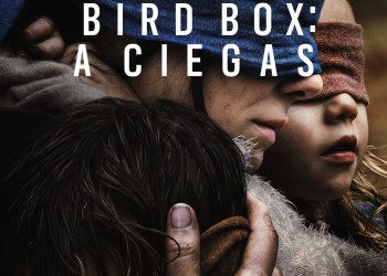 Bird box a ciegas poster