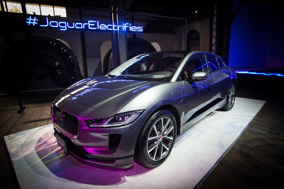 I-PACE estará en las calles de México en febrero: 1er. automóvil 100% eléctrico de Jaguar