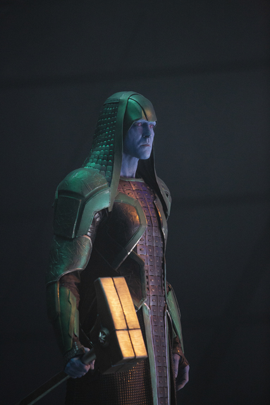 arvel Studios' CAPTAIN MARVEL..Ronan (Lee Pace)..Photo: Chuck Zlotnick..©Marvel Studios 2019