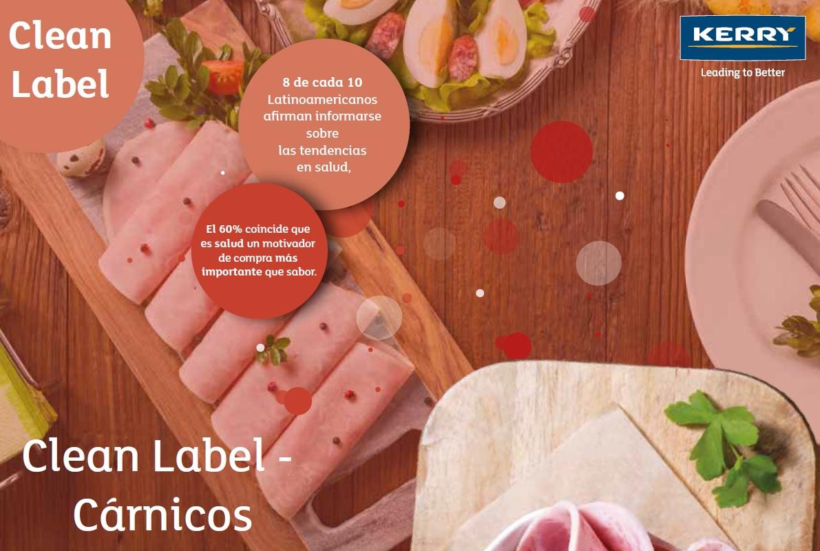Participa Kerry en Expo Carnes y Lácteos 2019 presentando estudio sobre Etiqueta Limpia en América Latina