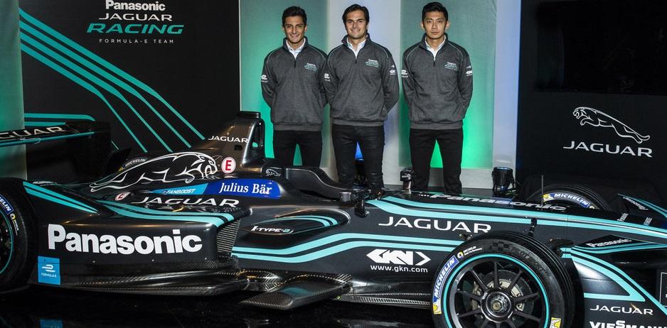 Mitch Evans de Panasonic Jaguar Racing termina séptimo en el E Prix de la Ciudad de México