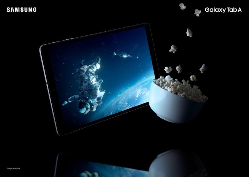 Samsung Galaxy Tab S5e y A 10.1