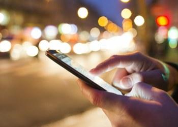 uso de aplicaciones móviles