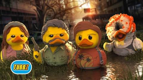 Patitos Last Of Us part II