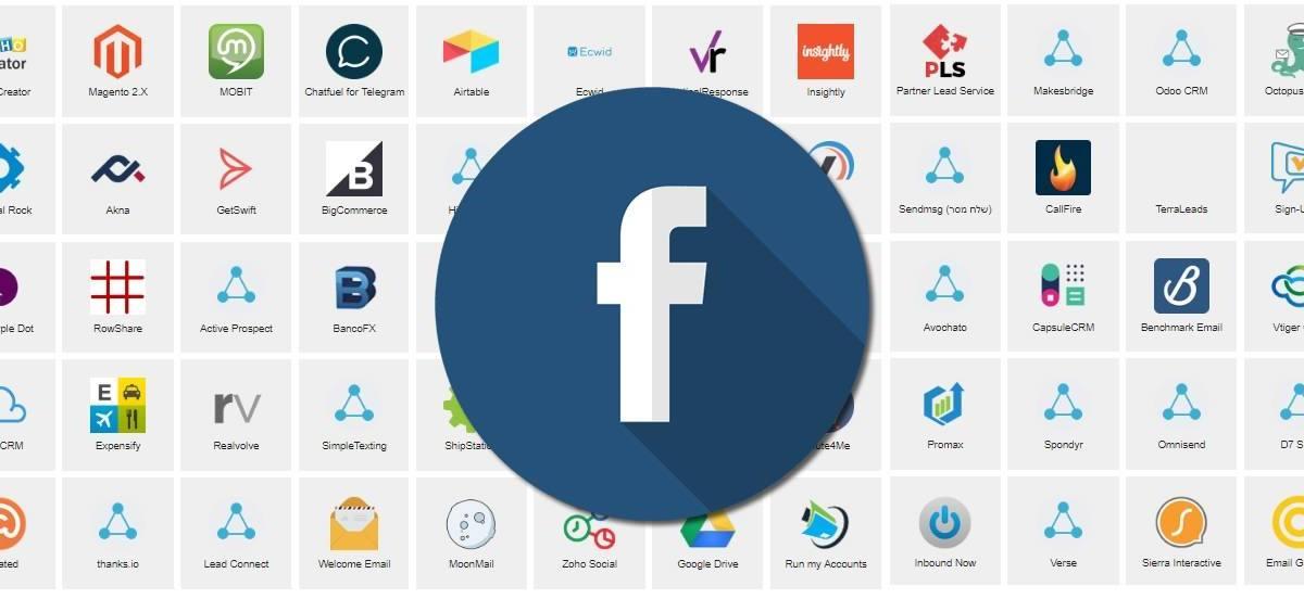 integrar CRM a Faceboo