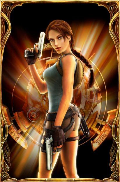 Celebra los 25 años de Tomb Raider en War of the Visions Final Fantasy Brave Exvius