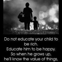 Tu stii ce conteaza in viata?