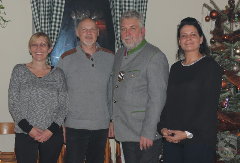 NÖ Umweltwacht verleiht Tierarzt Mag. Christian Hofmann Ehrenmitgliedschaft