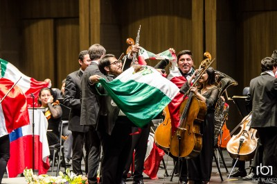 Orquesta de las Américas Noe Blanco-28