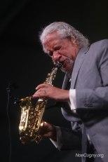 New Orleans Jazz Fest 2016 - Heads of State, Gary Bartz