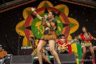 New Orleans Jazz Fest 2016 - Higher Heights