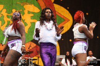 New Orleans Jazz Fest 2016 - Big Freedia