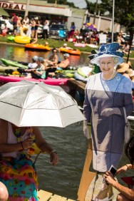 Bayou Boogaloo 2016 - God Save the Queen