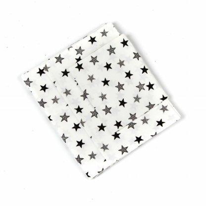 baby-lakensetje-sloopje-grijze-sterren-motief