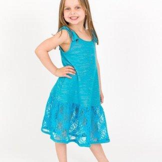 zomers-turquoise-jurkje