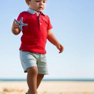 baby-boy-polo-red-light-green-short