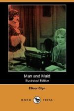 Man and Maid by Elinor Glyn