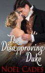The Disapproving Duke - eBook arrives