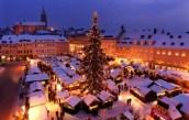 Un marché de Noël à Annaberg-Buchholz