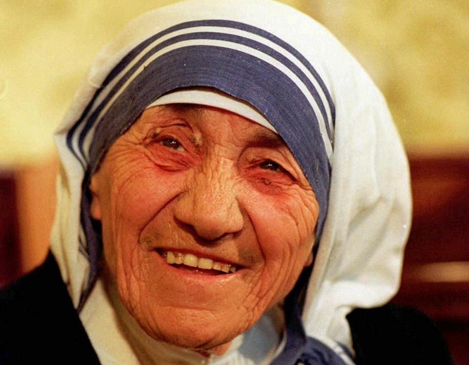 líder Teresa de Calcuta