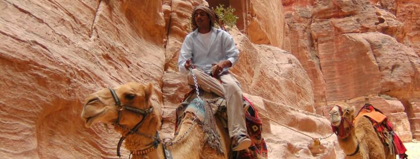 https://pixabay.com/en/petra-jordan-camel-110663