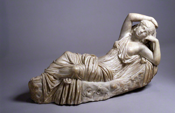 """Sleeping Ariadne"""