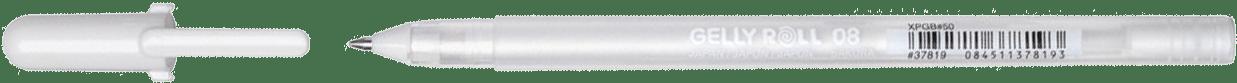 Sakura Gelly Roll Classic Bright White Ink 0.4 mm Medium Pen