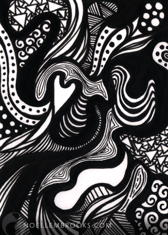 art arts artsy artwork artworks artist artistic image images picture pictures project projects series create creates creative noelle noellembrooks noellebrooks brooks black and white achromatic monochromatic monochrome draw drawing drawings drawn ballpoint micron microns white gel pen ink inks line lines linework work hatch hatching cross cross-hatching crosshatching abstract abstracted non-representational non representational