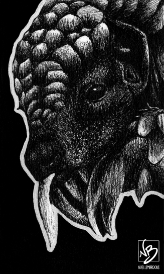 temminck's ground pangolin, temmincks ground pangolin, ground pangolin, pangolin, tongue, licking, side, profile, face, close-up, close up, ink, inks, pen, pens, ballpoint pen, ballpoint pens, realism, realistic, animal, animals, wildlife, nature, achromatic, black and white, black, white, grey, gray, noelle, noelle brooks, noellebrooks, noelle m brooks, noellembrooks, art, series, drawing, drawings, picture, pictures, illustration, illustrations, portrait, portraits
