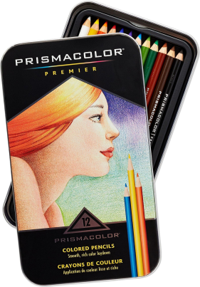 Prismacolor Premier Soft-Core Colored Pencils