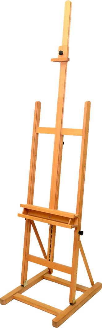 Winsor and Newton Shannon H-Frame Studio Easel