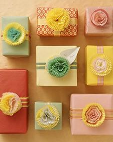 cupcake holder gift wrap