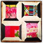 spools, block of the month